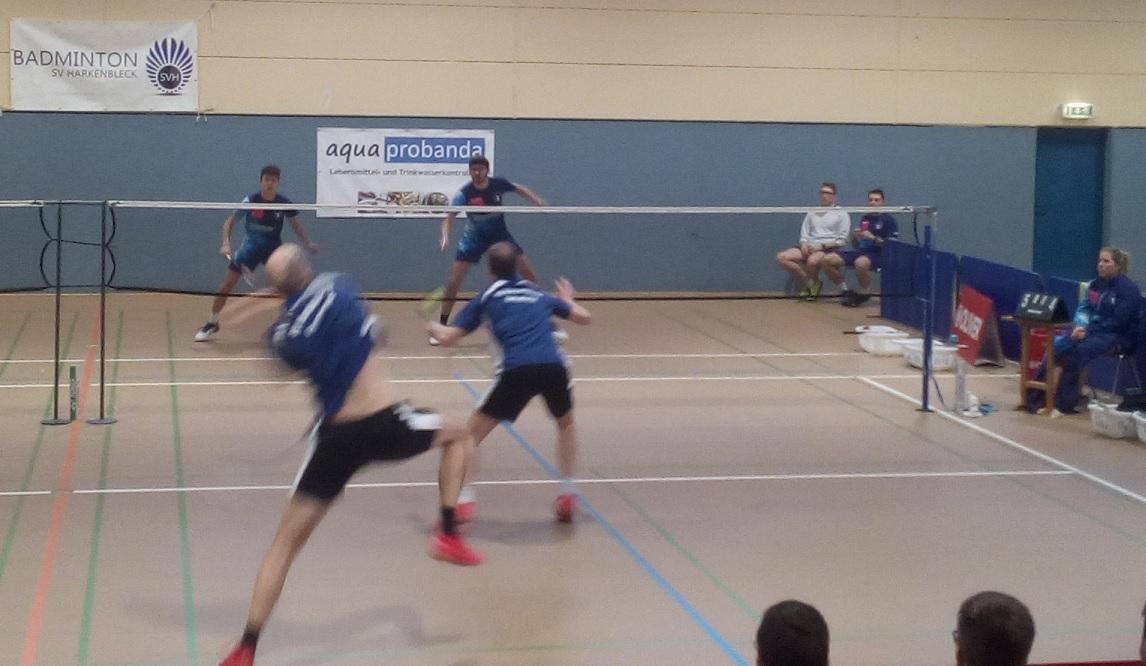 Badminton Oberliga 2019